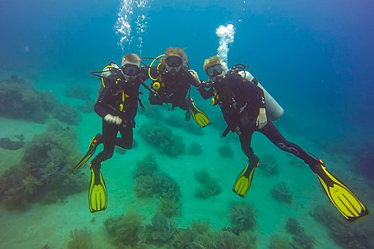 Aqua Ventura Diving PADI Open Water Package