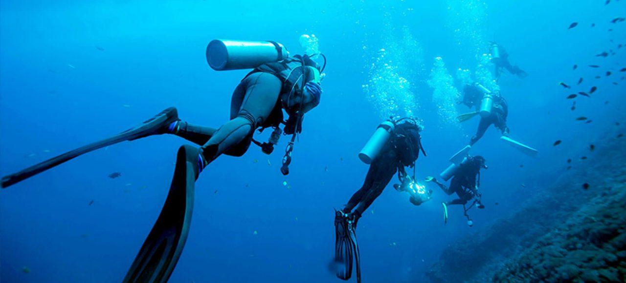 Aqua Ventura Diving PADI Open Water Course