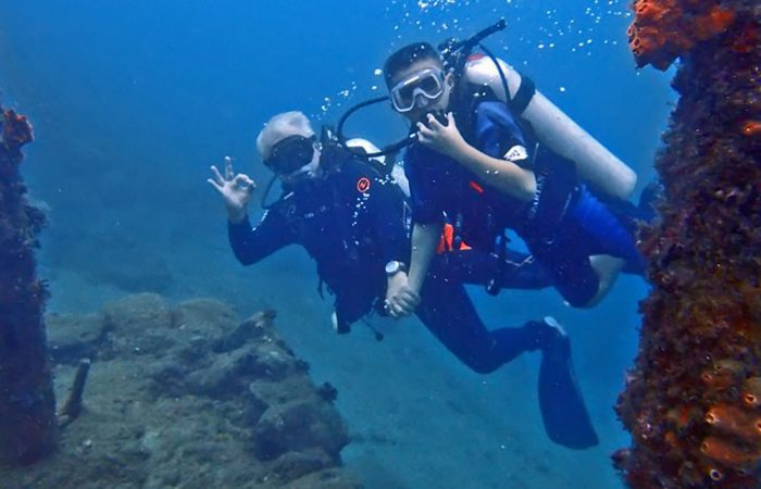 Aquaventura PADI Buble Maker Sea
