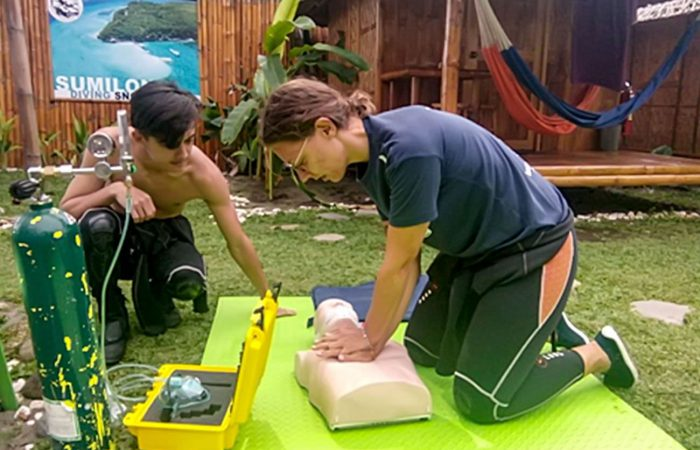 Aqua Ventura PADI Emergency First Response (EFR)