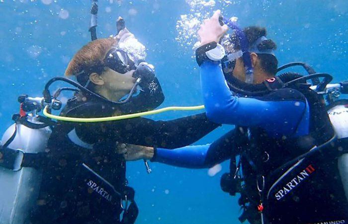 Aqua Ventura Diving PADI Scuba Review-1 Open Water Dive