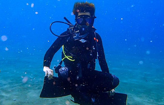 Aqua Ventura Diving PADI Upgrade Scuba Diver To OWD