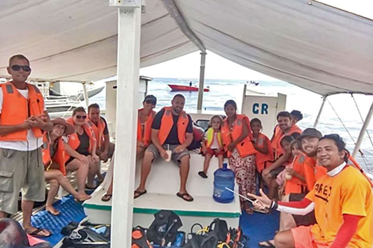 Apo Island Diving Day Tour