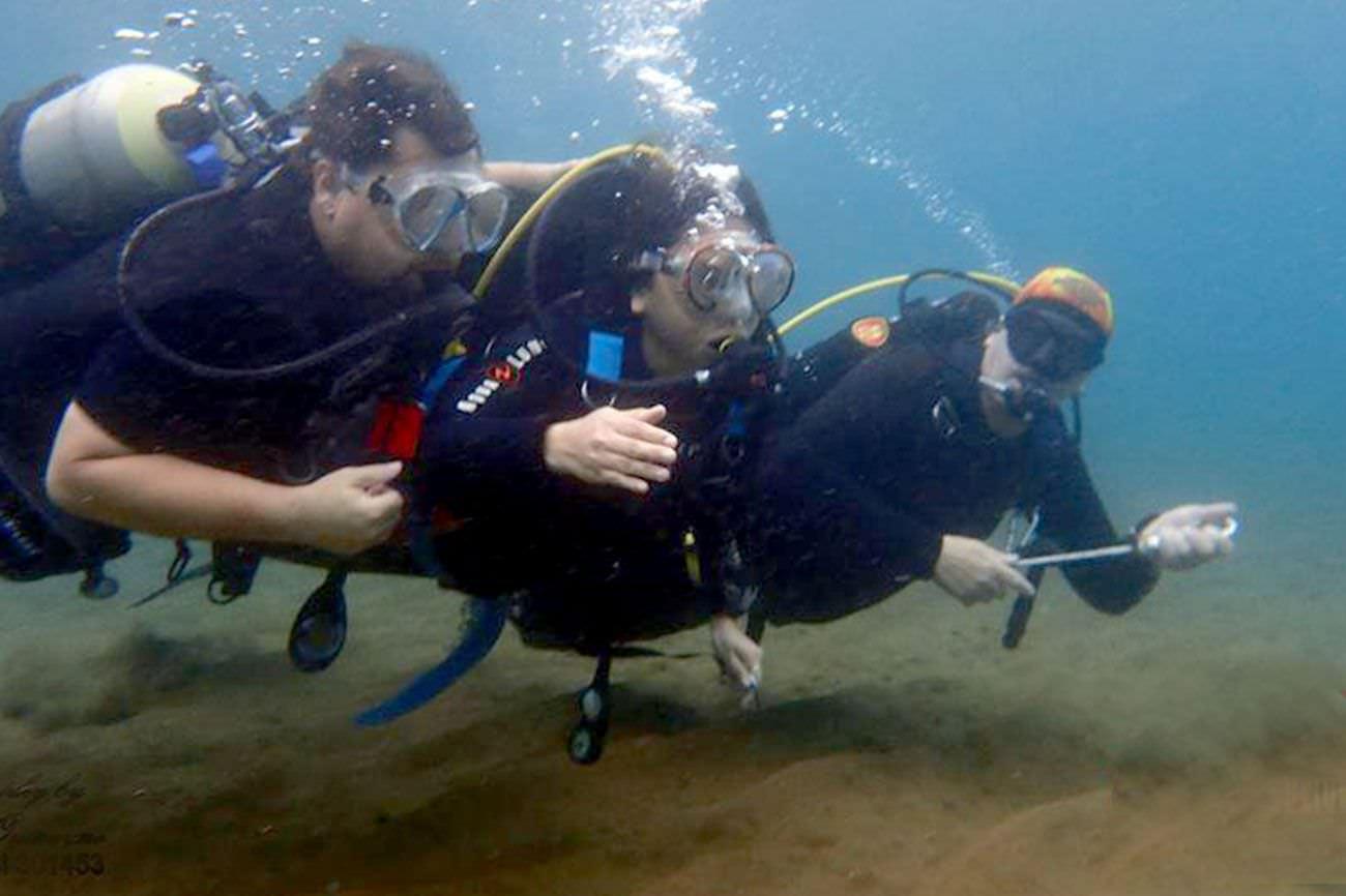 Aqua Ventura Diving PADI Scuba Diver Course